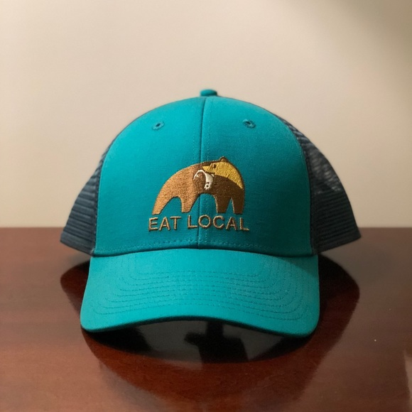 a729d4428 Patagonia Other | Eat Local Trucker Hat | Poshmark